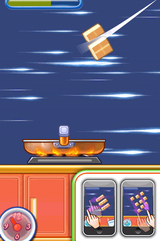 Screenshot Cooking Star