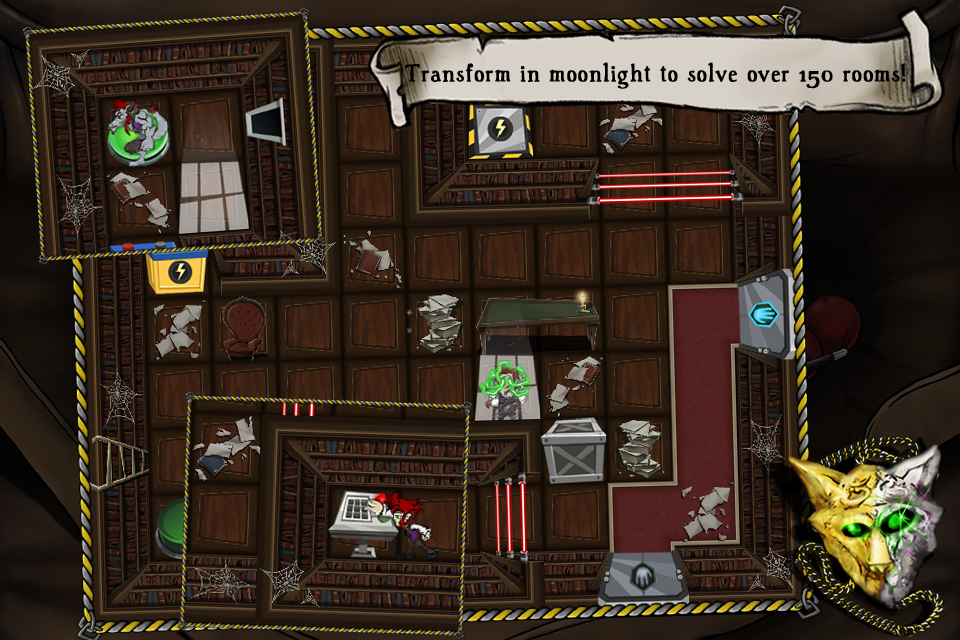 Screenshot MacGuffin's Curse Lite